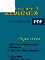 Globaliz Culture Fall 09 Moodle