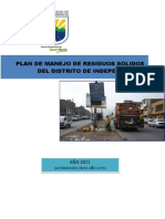 Plan Rrss Independencia - 2011 Actualizado