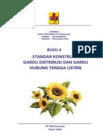 Standar Konstruksi Gardu Distribusi Dan Gardu Hubung Tenaga Listrik (2)