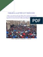 Ukraine và quyền lực nhân dân