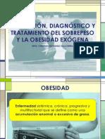 PREVENCIÓN, DIAGNÓSTICO Y TRATAMIENTO DEL SOBREPESO Y