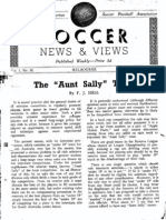 Soccer News 1948 June 19