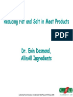 Ingredients for Meat Products