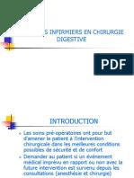 13070073 Les Soins Infirmiers en Chirurgie Digestive
