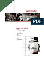 Spécifications Q200T