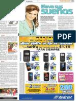 El Imparcial Espectáculos Página 3 15 de Agosto de 2009