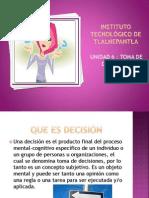 UNIDAD 6 Instituto tecnológico de Tlalnepantla unidad 6