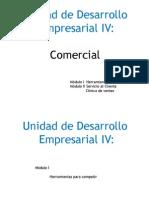 Módulo IV Comercial