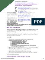 Print - Bodycopy Body Copy - Your Copywriting Tutorials