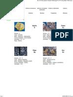 Minerales y Rocas1 Elementos Nativos