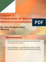 Oleochem Chap 1