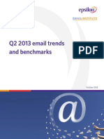 Email Trends and Benchmarks
