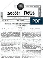Soccer News 1949 August 13