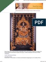 Goddess Lalithambigai Lalitha Sahasranamam With Meanings