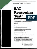 200710 Sat Reasoning Test