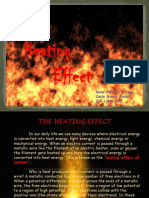 Heating Effect