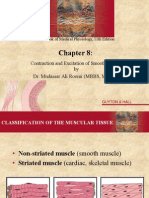 Smooth Muscle Physiology by Dr Roomi- Ch. 8