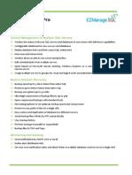 2008-08 EZMS Pro Product Fact Sheet ENG