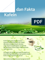 Mitos Dan Fakta Kafein