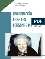 Libro - Odontologia Del Adulto Mayor