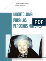 Libro - Odontologia Del Adulto Mayor