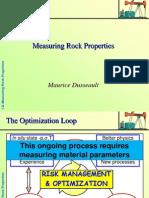 1D OK Measuring Rock Properties