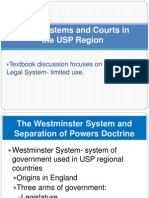 Lecture on Legal Systems 2013