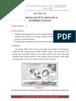 A14. Materi XIV - Peta Geologi (Vinta Adetia P.)