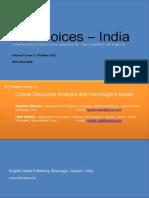 5. Critical Discourse Analysis. Mirzaee Hamidi
