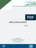 3 Recipes Using Amul Mithai Mate