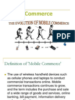 Mobile Commerce New