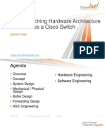Switch Hardware Architecture