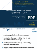 08_Residue Conversion Pathways-Hyvahl H-Oil Proceedings