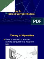 Chapter 7 - Dc Motors