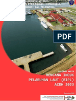 Final Report Master Plan Sea Port of Aceh MPSPoA