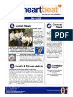 3-Heartbeat Newsletter MAY 2005