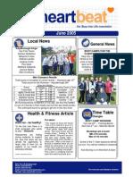 4-Heartbeat Newsletter JUNE 2005