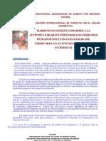 DETENCION SOULTANA HAYA- 09102009