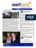 11-Heartbeat Newsletter JANUARY 2006