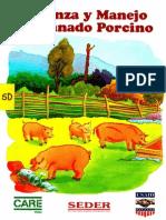 Crianza y Manejo de Ganado Porcino