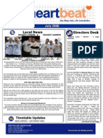 17-Heartbeat Newsletter JULY 2006