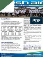 22 - Fresh Air Newsletter DECEMBER 2006