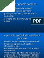 Curs 6.Politica Agricola Comuna
