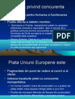 Curs7. Politica Privind Concurenta