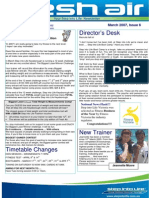 25 - Fresh Air Newsletter MARCH 2007