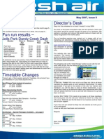 27 - Fresh Air Newsletter MAY 2007