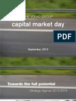 Volvo Group CMD CEO