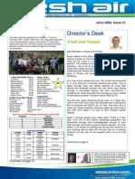40- Fresh Air Newsletter JUNE 2008 Keysborough