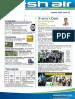 44- Fresh Air Newsletter OCTOBER 2008 Keysborough