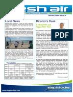 47- Fresh Air Newsletter JANUARY 2009 Keysborough